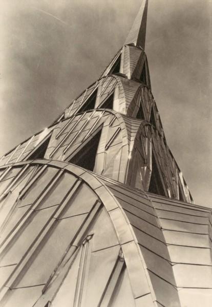 Margaret Bourke-White, Chrysler Building, New York ca. 1930–31