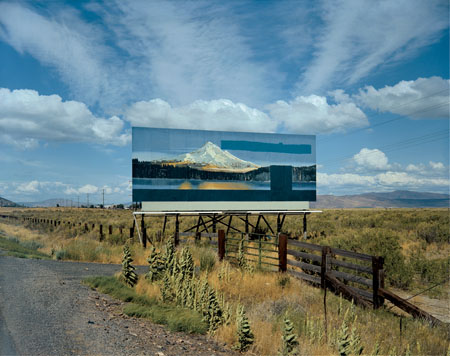 Stephen Shore color photograph