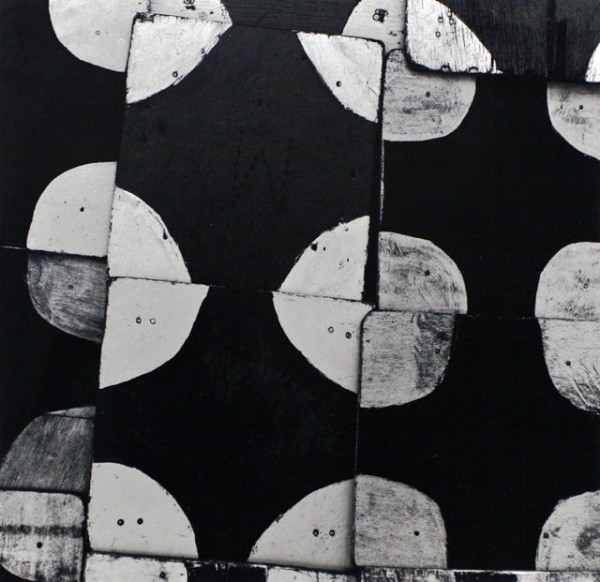 Aaron Siskind, Bahia 148, Black & White Photograph