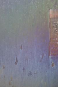 Aric Attas, Surface No. 4, Color Photograph, 2012