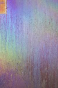 Aric Attas, Surface No. 11, Color Photograph, 2012