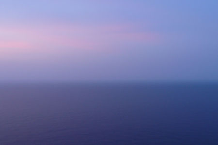 Aric Attas, Horizon, Color Photograph, 2011