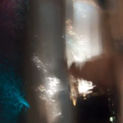 Aric Attas, Untitled*, Abstract Color Photograph