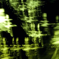 Aric Attas, Hyperspace, Abstract Color Photograph