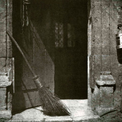 William Henry Fox Talbot, The Open Door, 1843