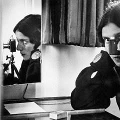Ilse Bing, Self-Portrait