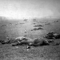 Mathew Brady, Battle of Gettysburg