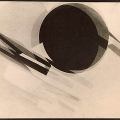 László Moholy-Nagy, Photogram Number 1, The Mirror, 1922-1928