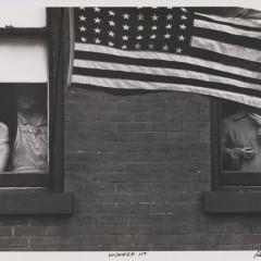 Robert Frank, Parade, Hoboken, New Jersey, 1955