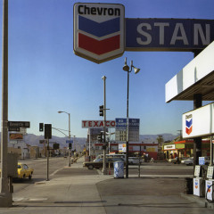 Stephen Shore, Beverly Blvd La Brea Ave, Los Angeles, California, 1975