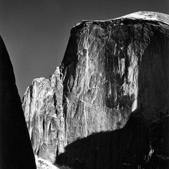 Ansel Adams, Moon and Half Dome