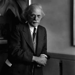 Imogen Cunningham, Alfred Stieglitz, 1934