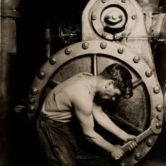 Lewis Hine, Powerhouse Mechanic