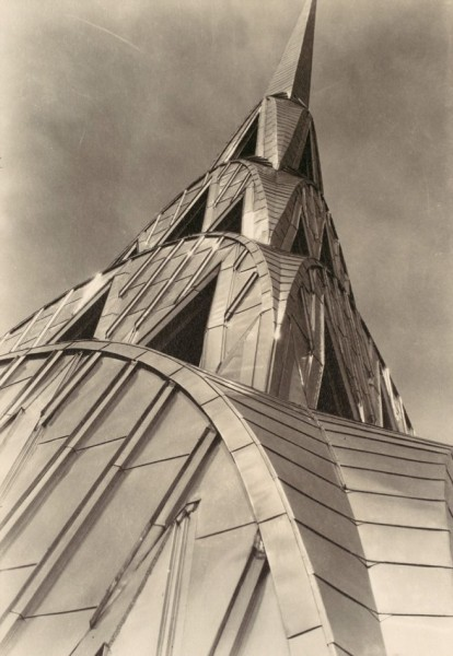 Margaret Bourke-White, Chrysler Building, New York ca. 1930–31
