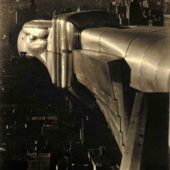 Margaret Bourke White, Chrysler Building New York, ca 1930