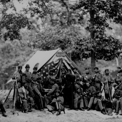 Mathew Brady, Civil War
