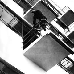 László Moholy-Nagy, Bauhaus Balconies, 1925-1928