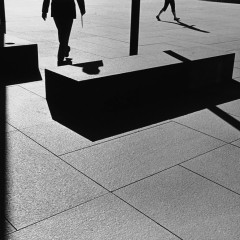 Ray K. Metzker, City Whispers, LA, 1981