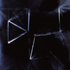 Ions in the Ether No. 24, Experimental photograms on Silver Gelatin Paper, Aric Attas