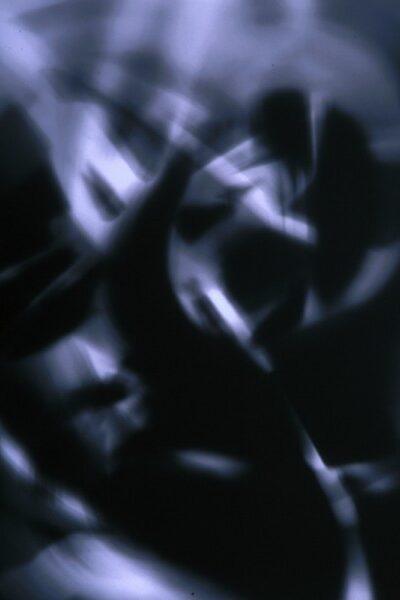Aric Attas, Quantum Fluctuation No. 10, Experimental Photogram