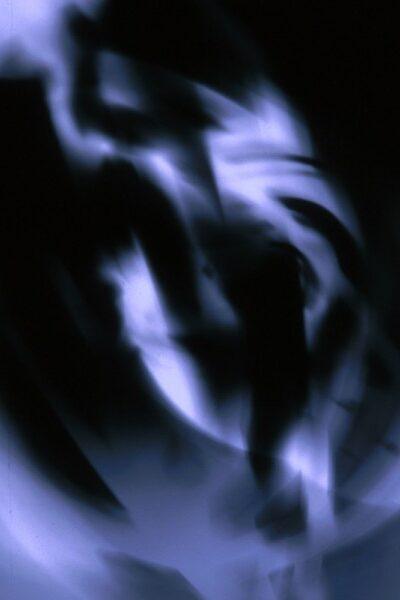 Aric Attas, Quantum Fluctuation No. 17, Experimental Photogram
