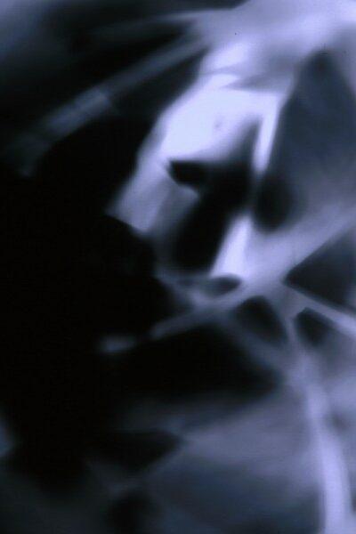 Aric Attas, Quantum Fluctuation No. 5, Experimental Photogram