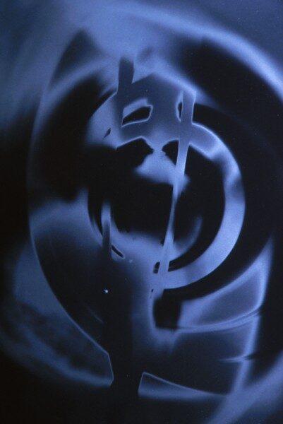 Aric Attas, Quantum Fluctuation No. 6, Experimental Photogram