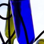 Barbara Bogart, Bottle Tree, Color Photograph, 2012