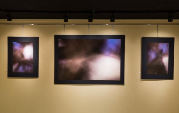 Seeking the Light, Aric Attas, Installation View, 2014