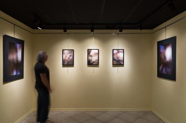 Seeking the Light, Aric Attas, Installation View 3, 2014