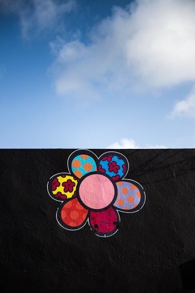 Aric Attas, Untitled Color Photograph, Wynwood Art District, Miami, 2013
