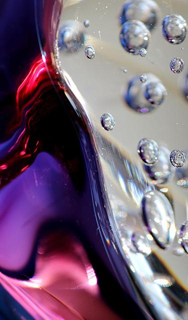 Jenna Lanam, Venetian Glass, Color Photograph, 2013