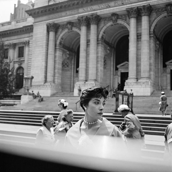 Vivian Maier, Black & White Photograph, New York, NY, Undated
