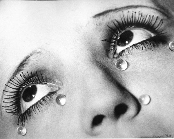 Man Ray, Tears, 1932