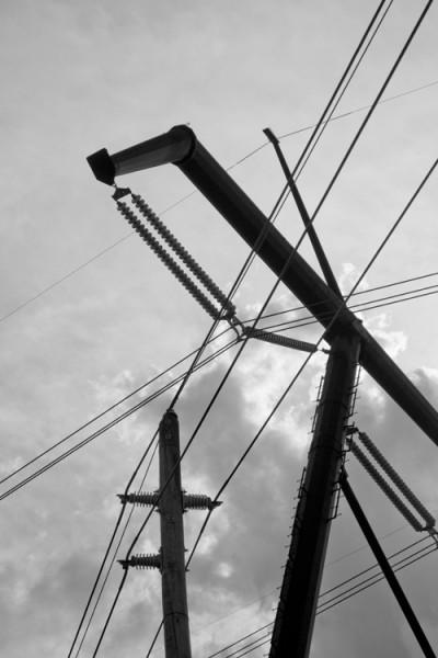 Tom McCauley, Power Pole V, 2014