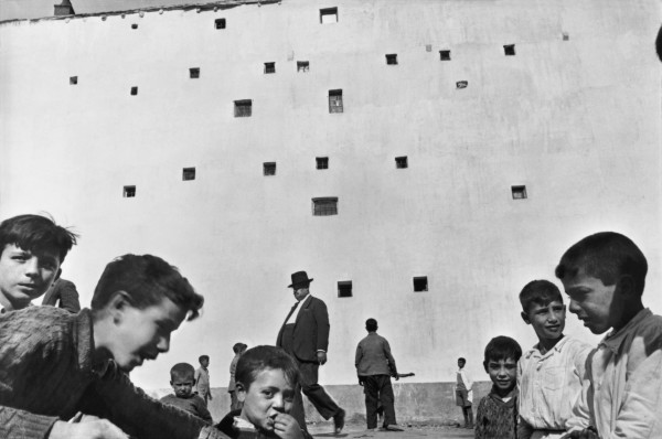 Henri Cariter-Bresson, Madrid, 1933 © Henri Cartier-Bresson/Magnum Photos
