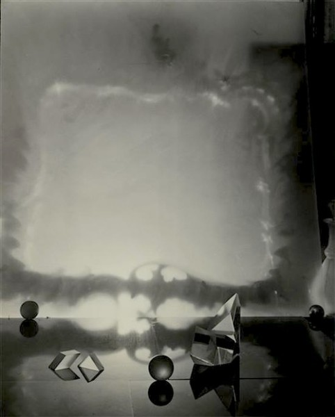Josef Sudek, Glass Labyrinth, 1968