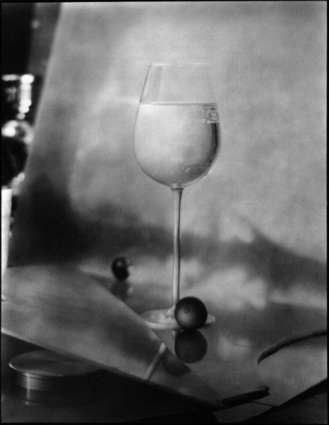 Josef Sudek, from Glass Labyrinths, 1968-1972