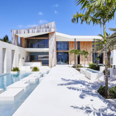 Architectural Photography, Vero Beach, FL. Modern Oceanfront Home by Aric Attas Photographer