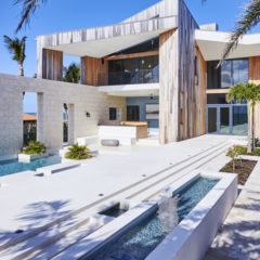 Architectural Photography, Vero Beach, FL. Modern Oceanfront Home by Aric Attas
