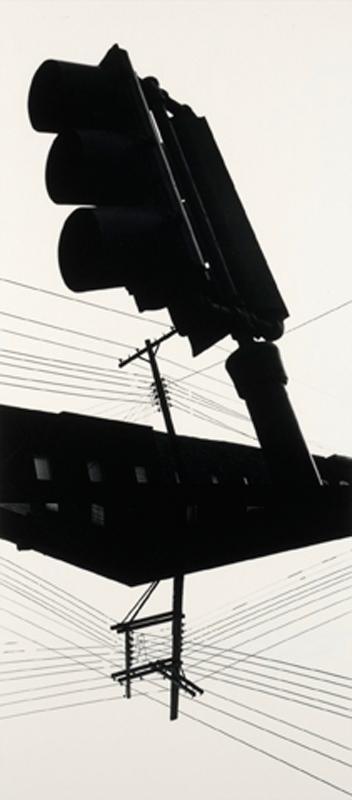 Ray K. Metzker, Double Frame, Philadelphia, negative 1965, print 1972.