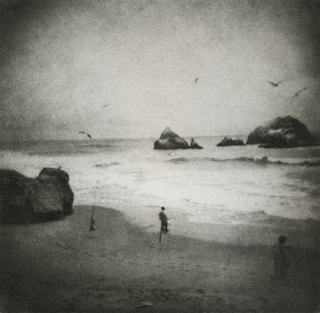 ERIN MALONE,The People of the Coming Days Will Know, 5.5 x 5.5 inches, Photogravure, Edition 25