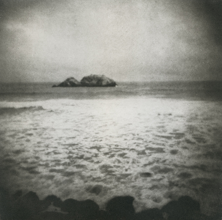 ERIN MALONE, Wrecks that Float O'er Unknown Seas, 5.5 x 5.5 inches, Photogravure, Edition 25